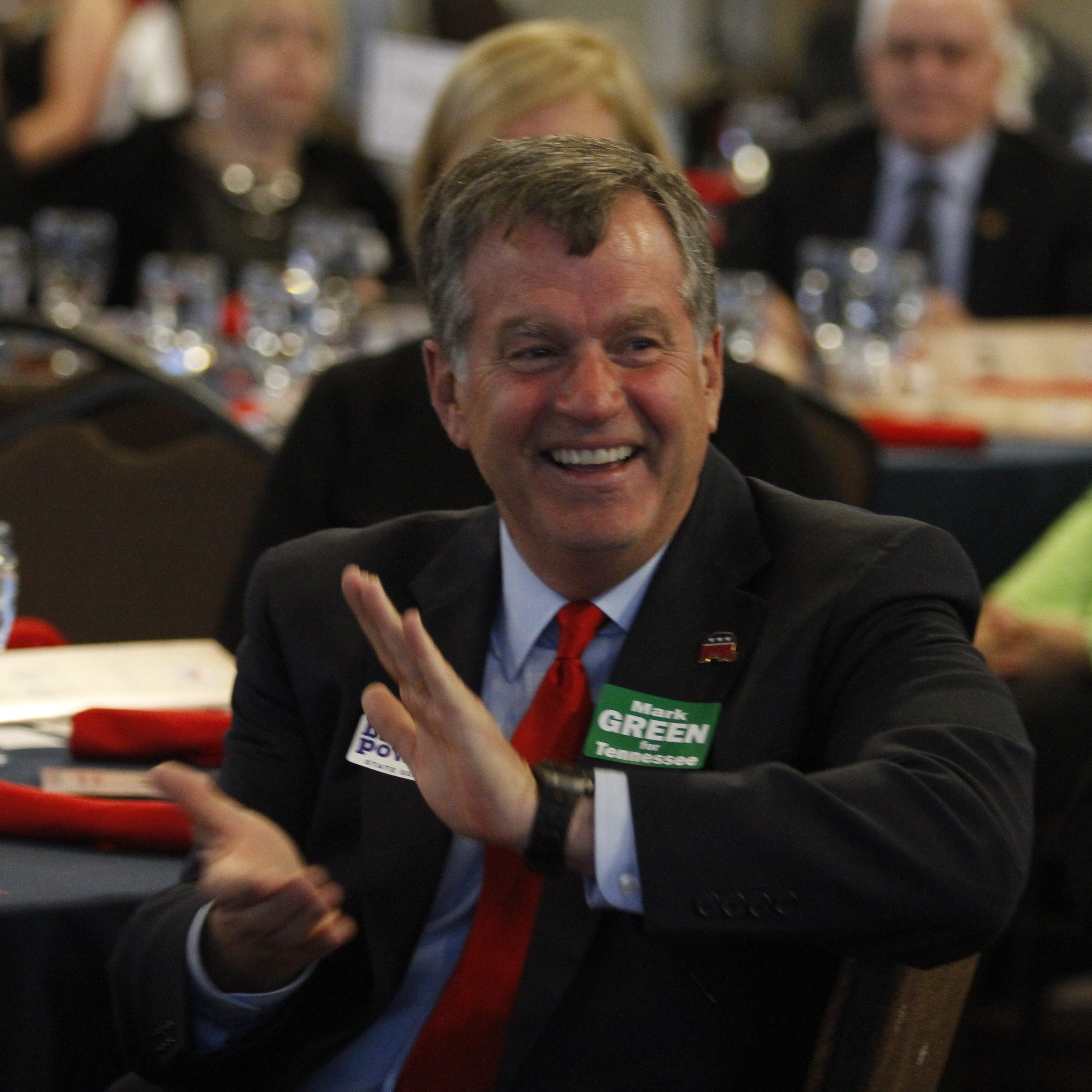 Republicans hold annual Lincoln Reagan Dinner in Clarksville