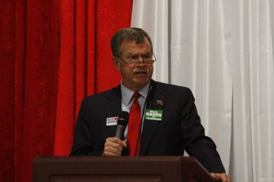 Republican state Sen. Bill Powers