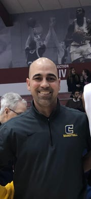 Colonia coach Jose Rodriguez is the 2018-19 Home News Tribune Boys Basketball Coach of the Year.