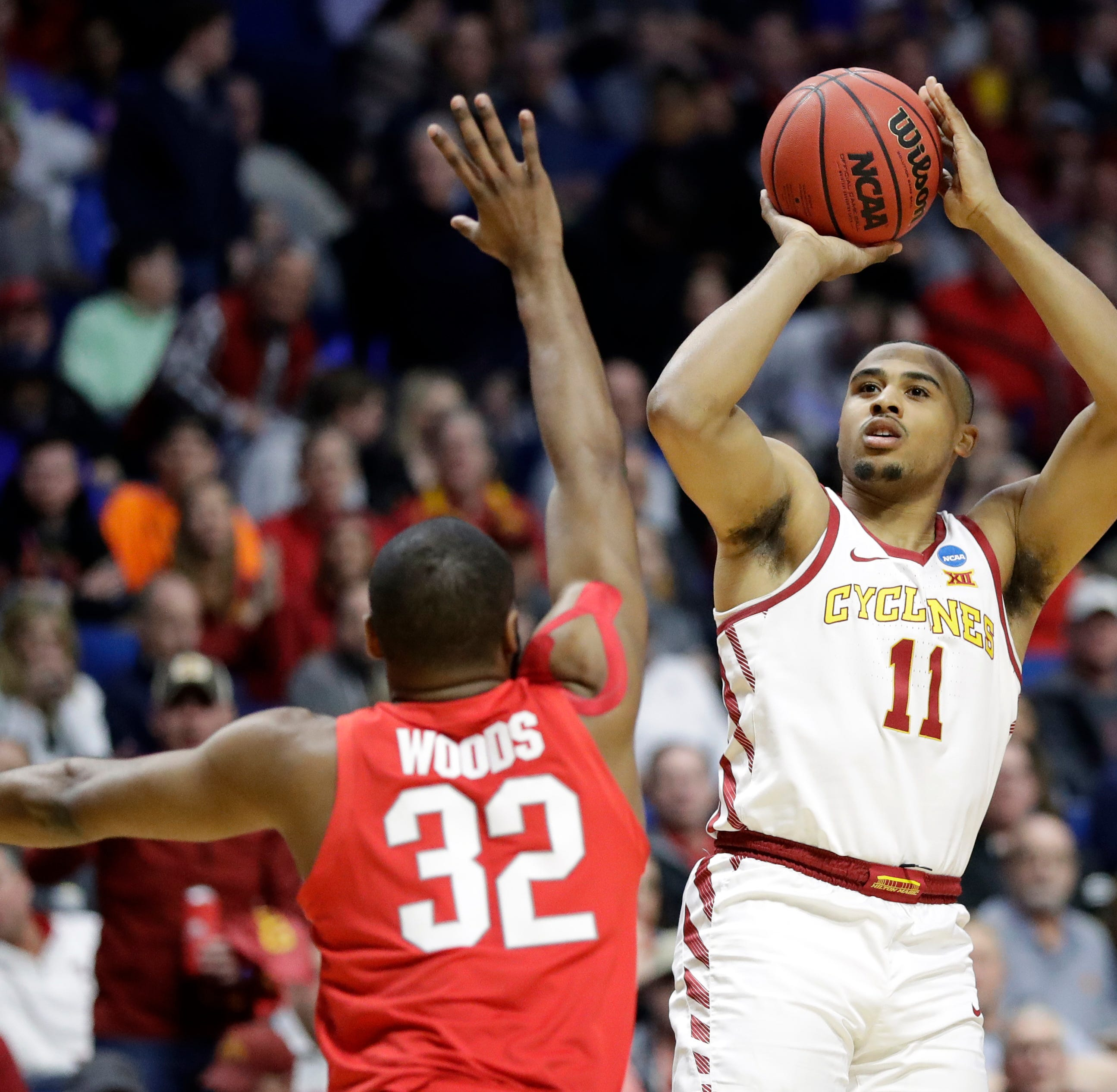 Iowa State's Talen Horton-Tucker accepts invitation to NBA combine