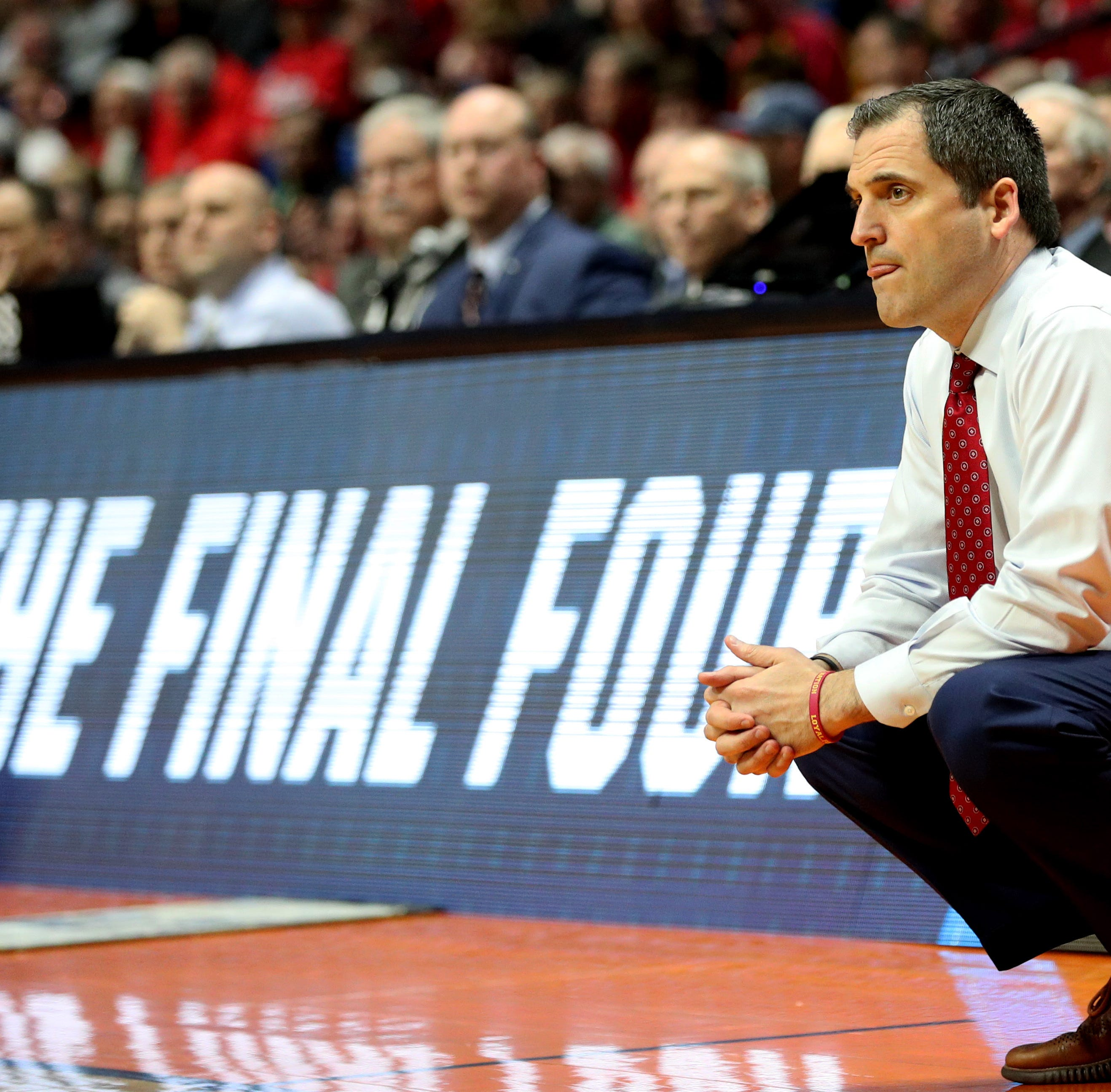 Iowa State basketball coach Steve Prohm signs contract extension through 2025