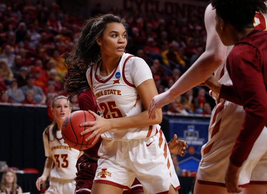 Iowa State's Kristin Scott was invited to trials for the 2019 U.S. Pan American Games.