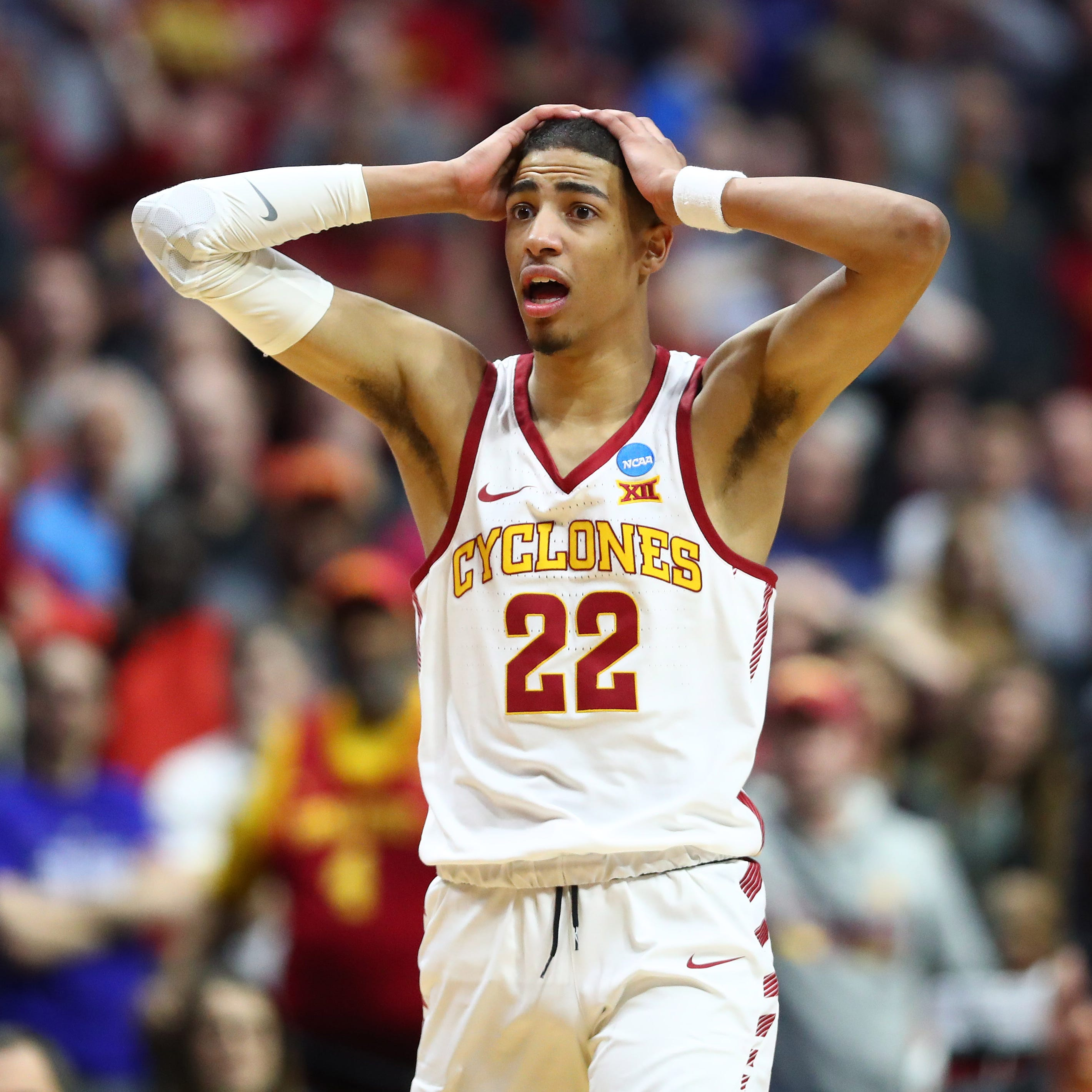 Peterson: Iowa State hung in until the end, before bowing out to Ohio State in the NCAA Tournament