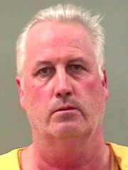 Daniel Niebuhr, 59, of Fairbank, was charged with first-degree murder in the killing of Brock Niebuhr, 36, of Dike.