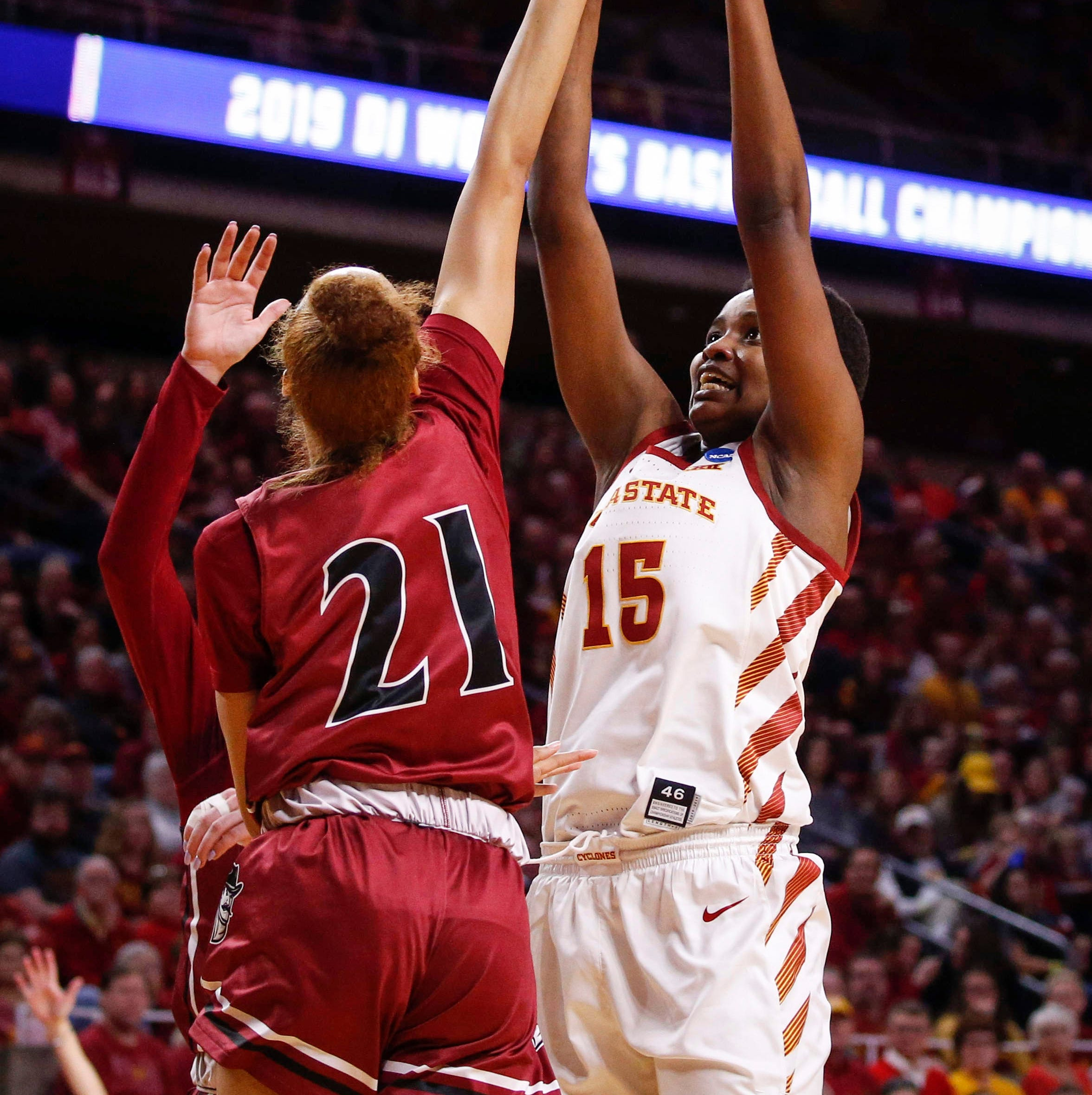 Iowa State knocks off New Mexico State women in NCAA Tournament first round