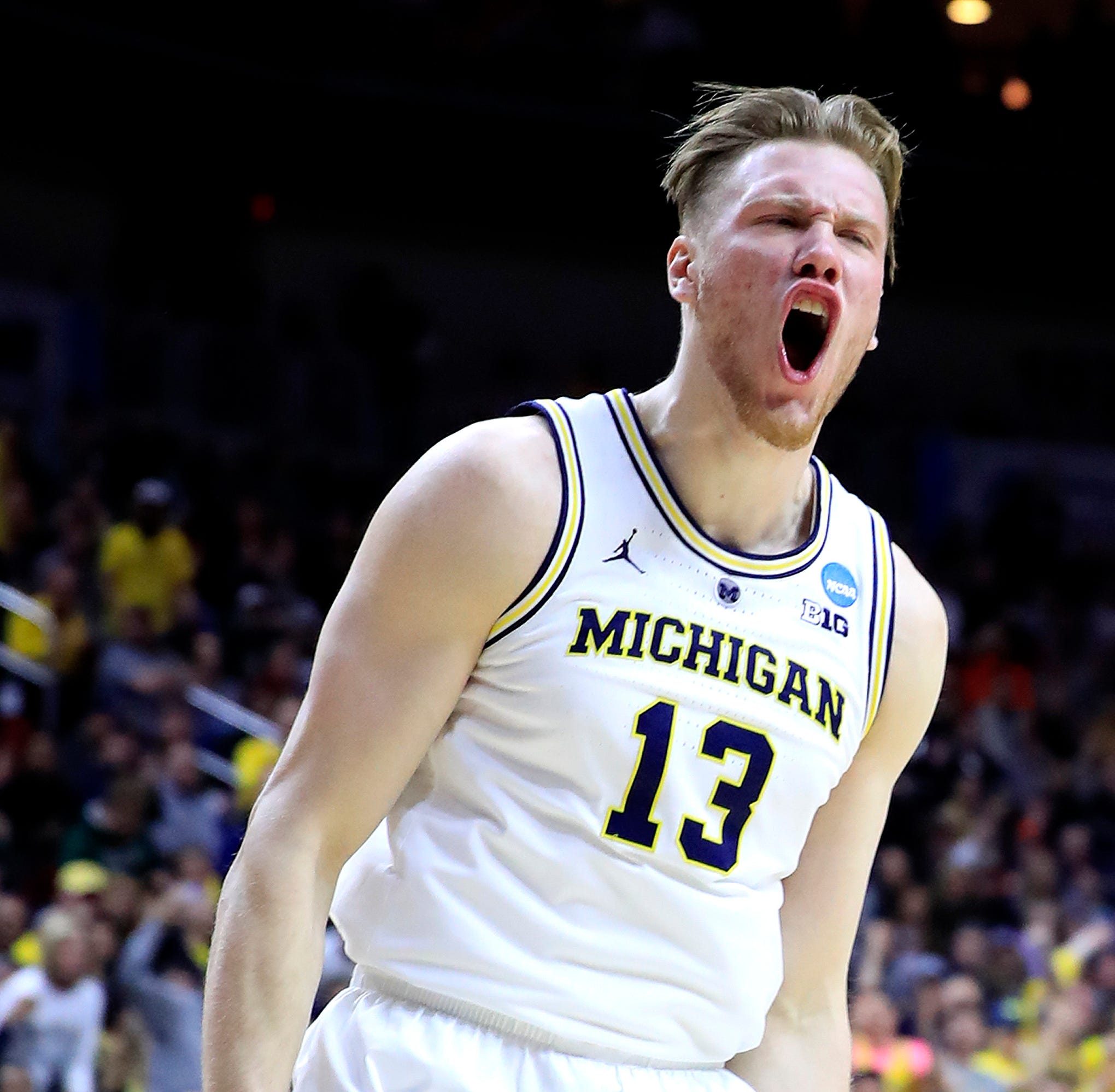 Michigan offense must bust through Texas Tech defense for trip to Elite 8