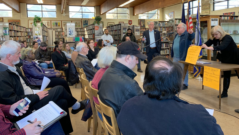 Hamtramck meeting on Poletown plant: 'General Motors should be listening'