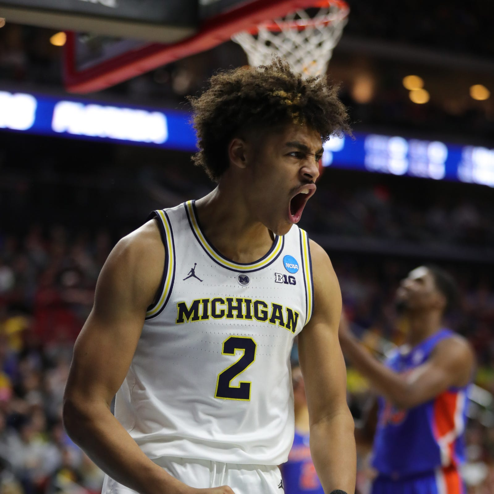 Michigan basketball dumps Florida to make Sweet 16: Observations