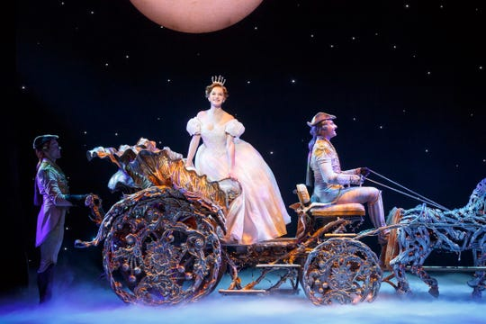 """""""Rodgers + Hammerstein's Cinderella"""" debuted on Broadway in 2013, 56 years after airing on network television."""