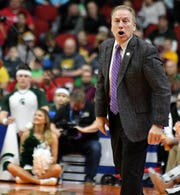 """To me, it was ridiculous the way it blew up,"" Michigan State coach Tom Izzo said Friday."