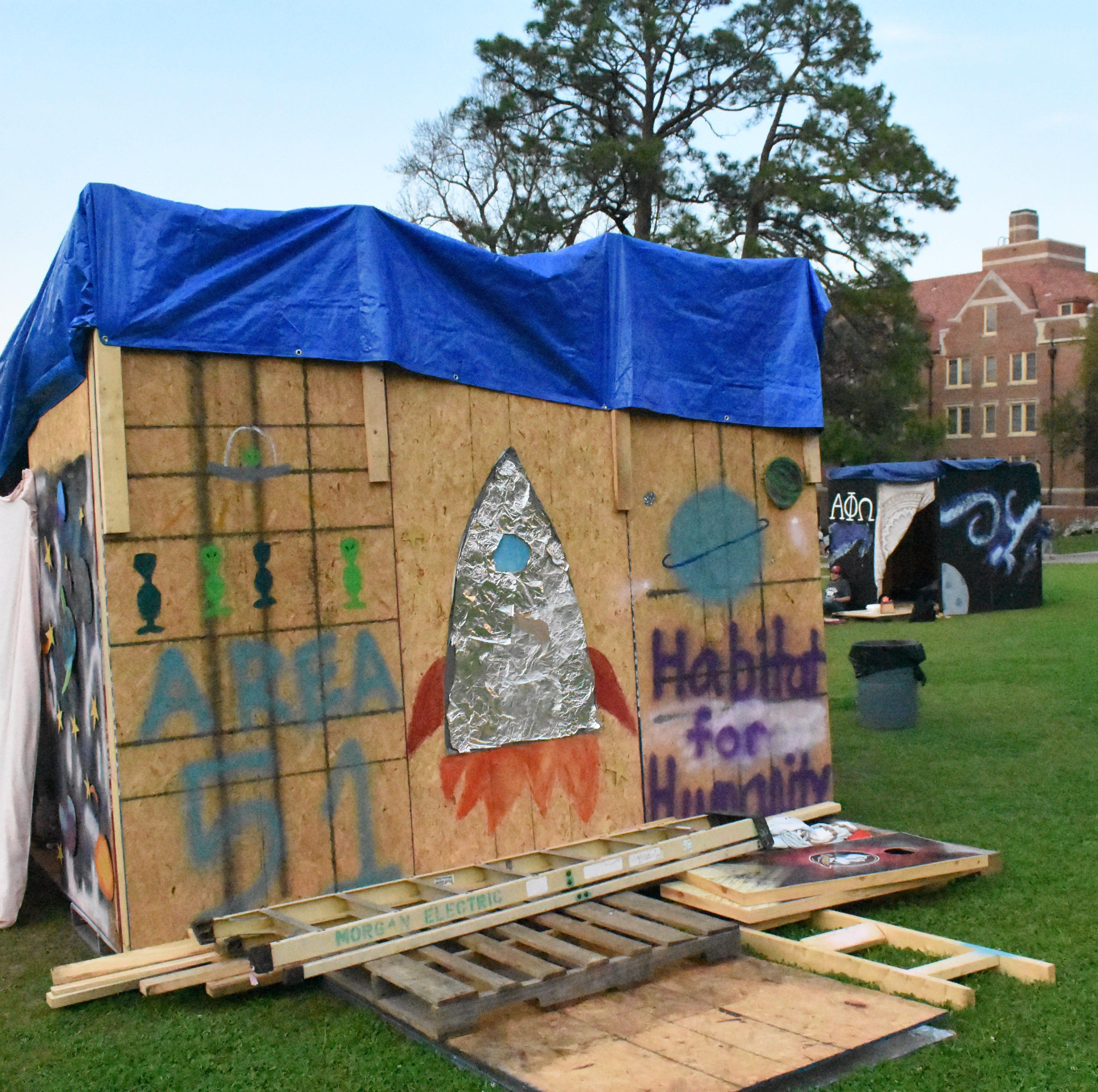 Students raise awareness for substandard housing crisis