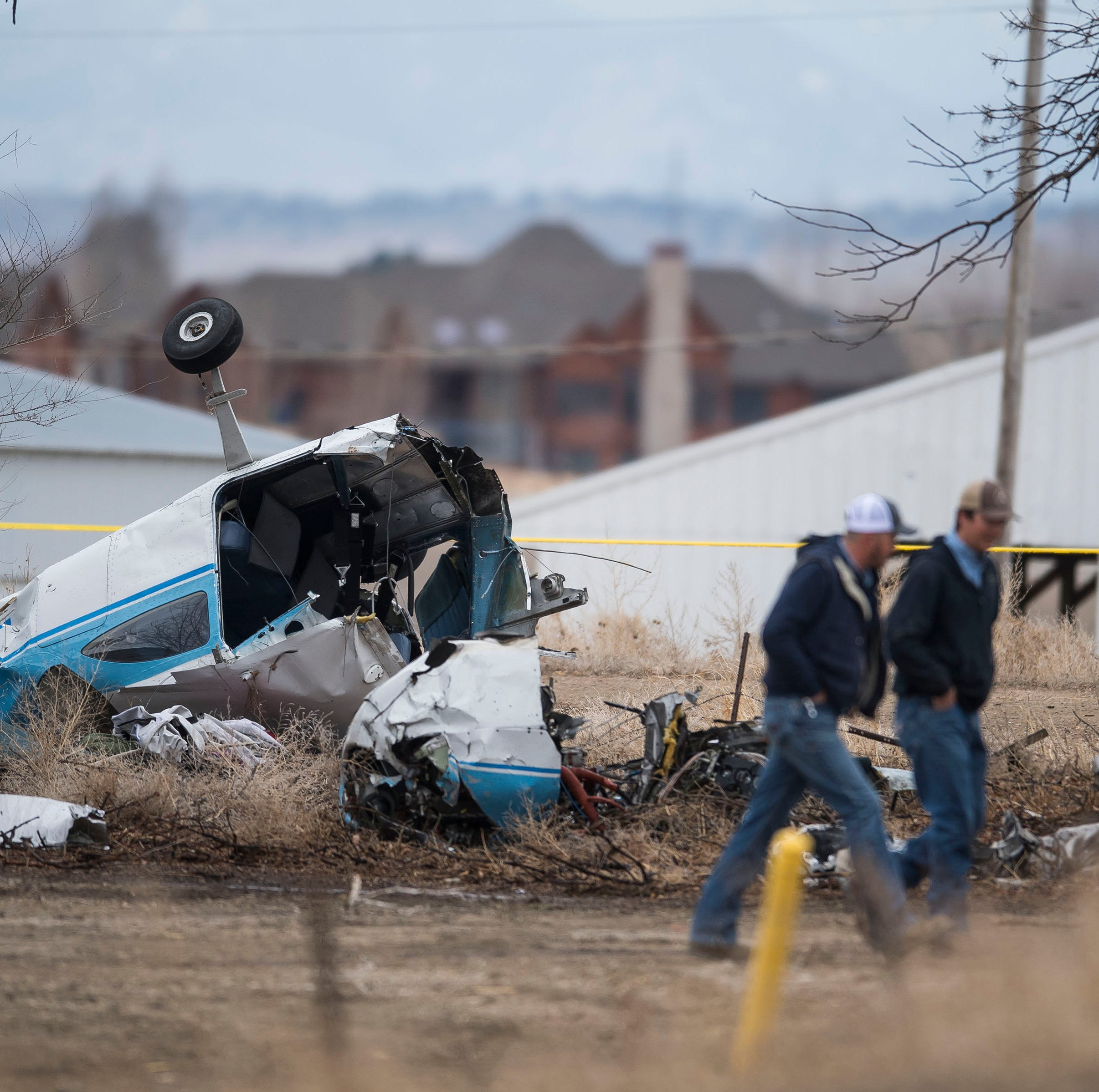 3 injured in Saturday morning plane crash west of Northern Colorado Regional Airport