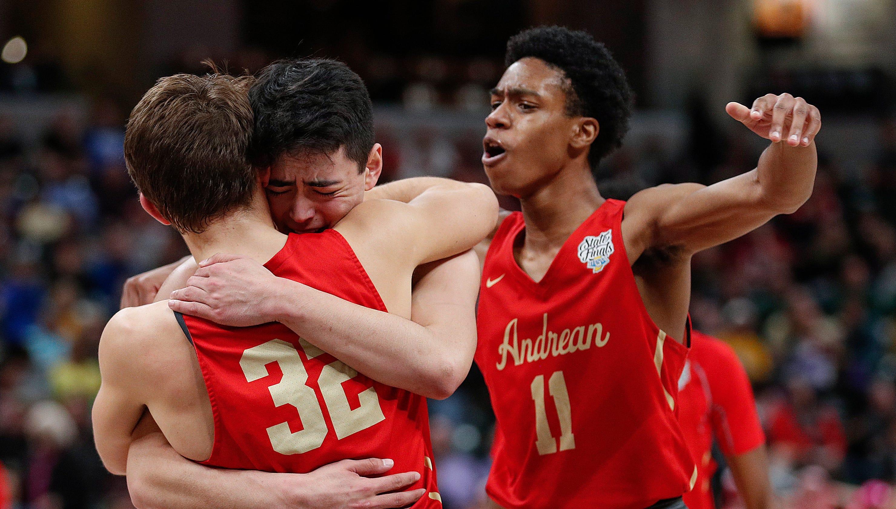 Indiana HS Basketball: Andrean Beats Linton-Stockton For