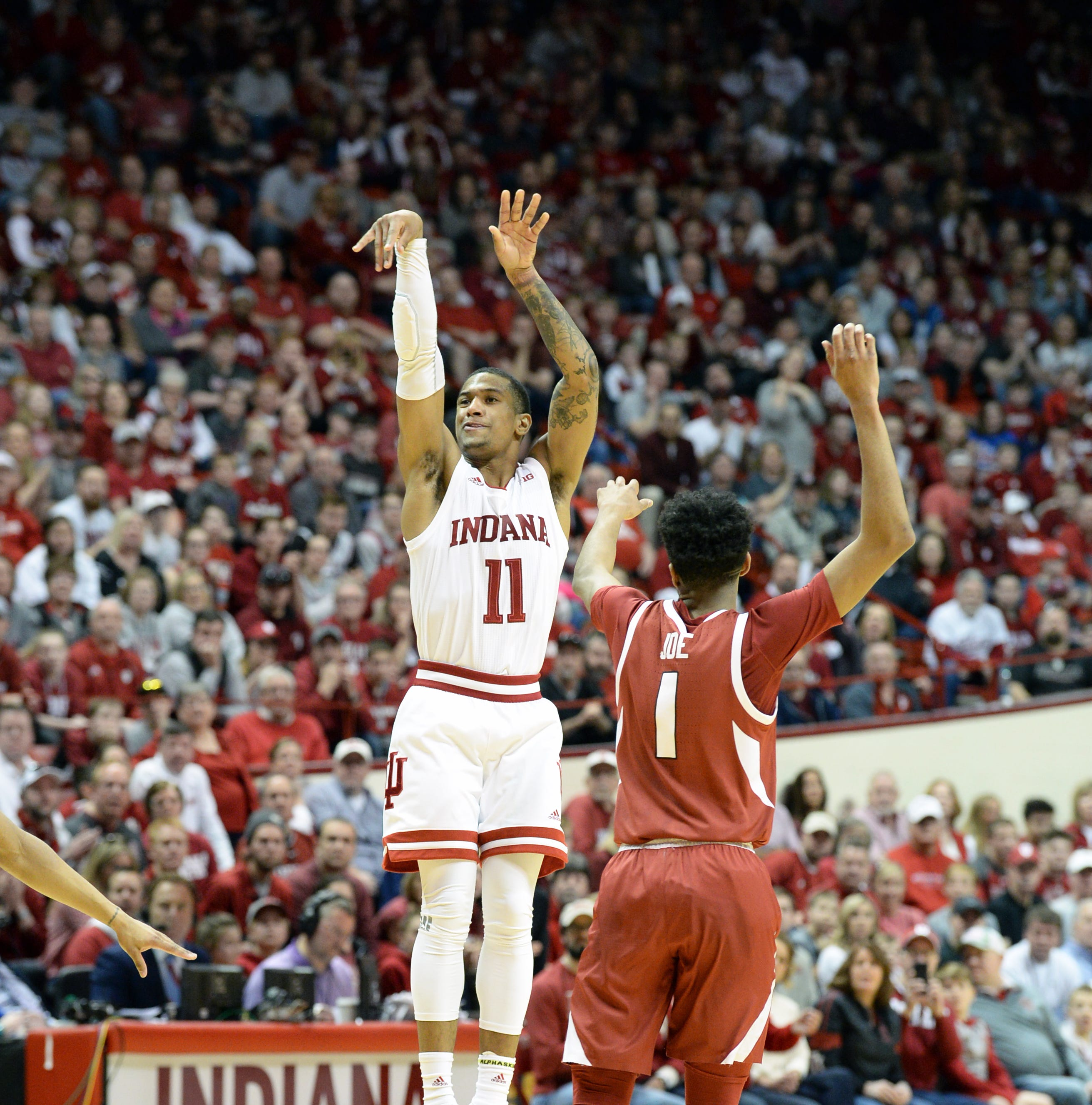 IU basketball's Devonte Green declares for NBA Draft