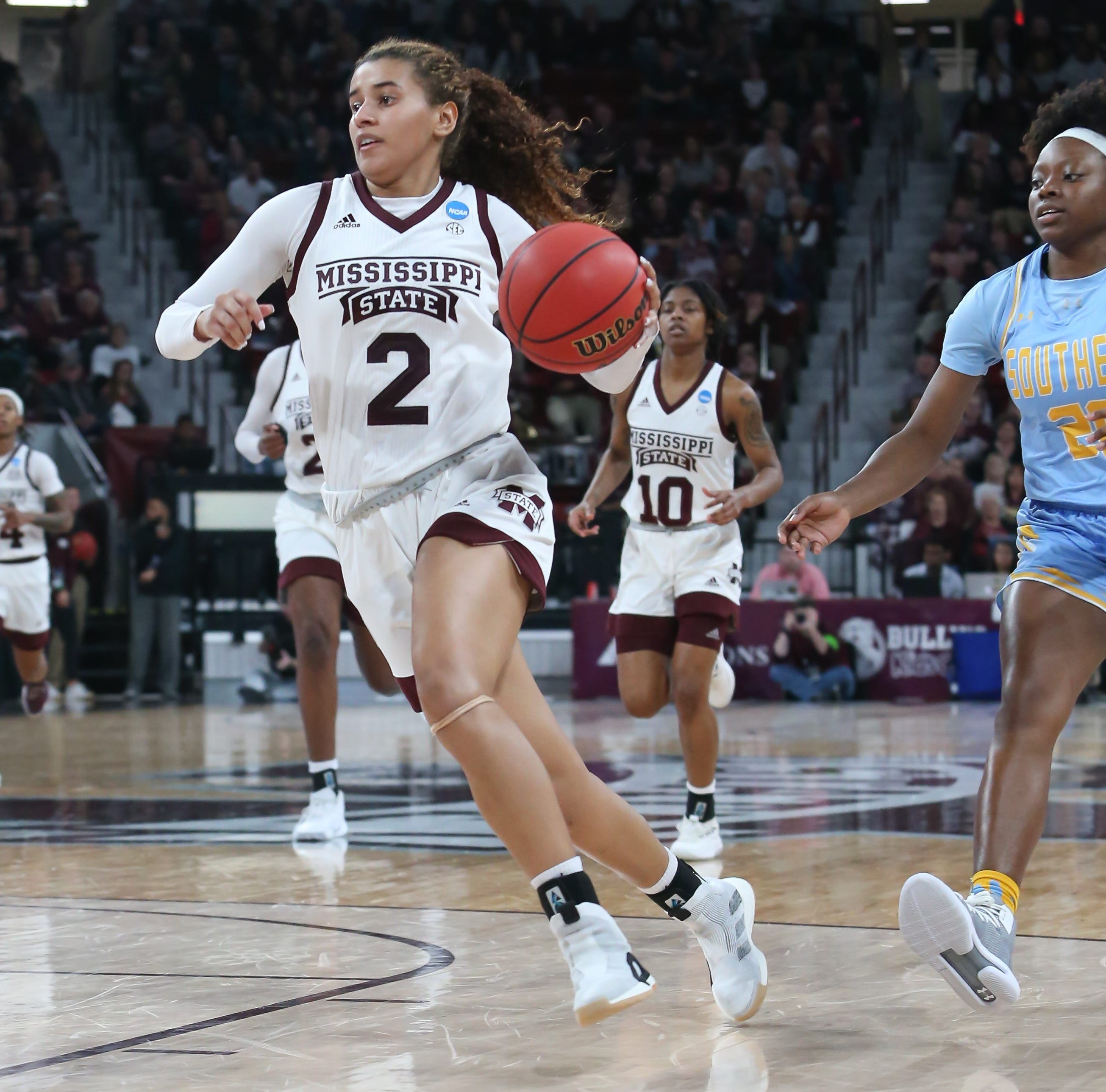 What Espinoza-Hunter's steadiness as a shooter has meant to Mississippi State