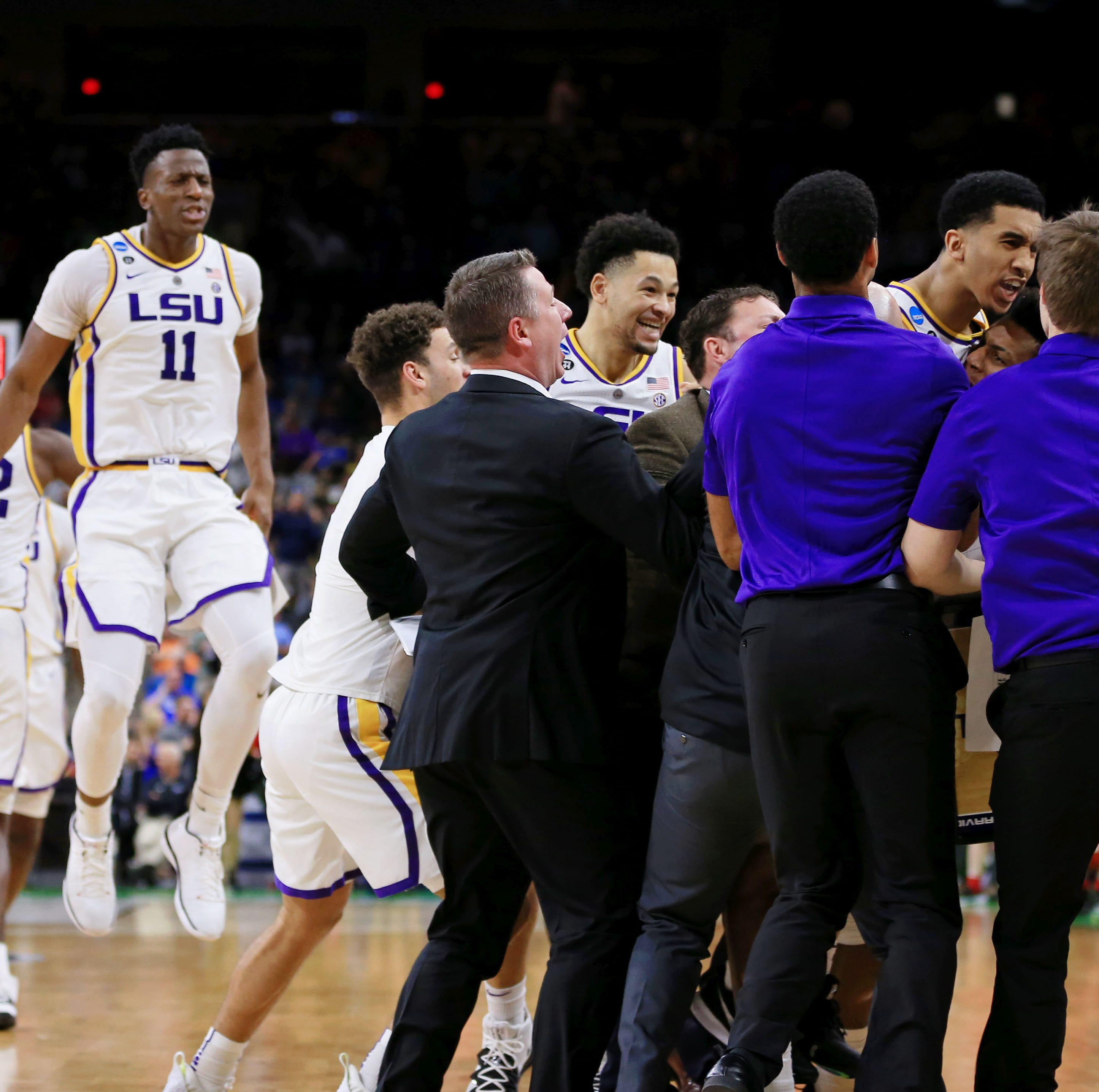 LSU pulling out games late not new; Tigers vs. Michigan St. at 6:09 p.m. Friday on CBS