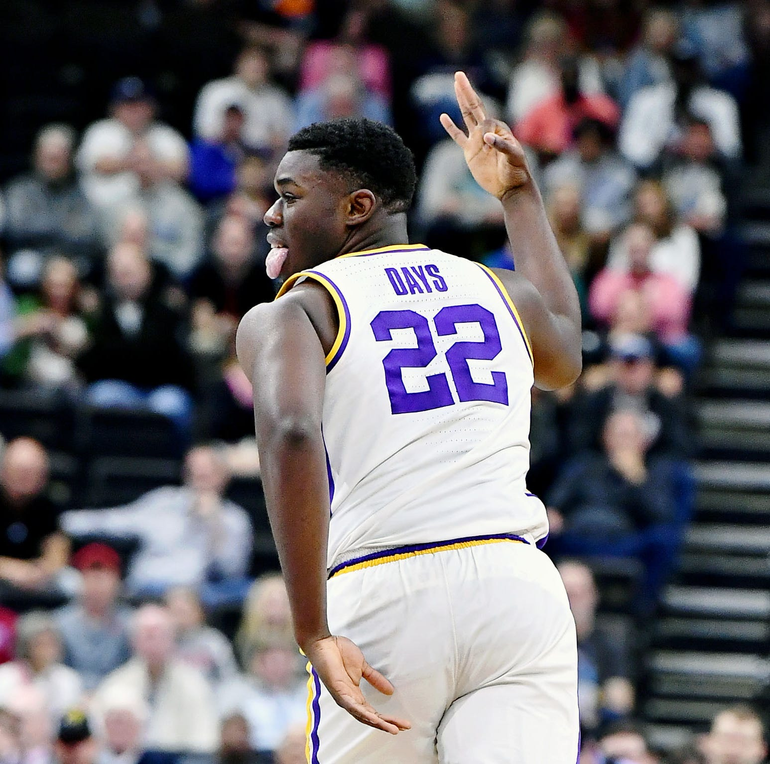 NCAA Tournament 2019: LSU vs. Maryland basketball video highlights, score
