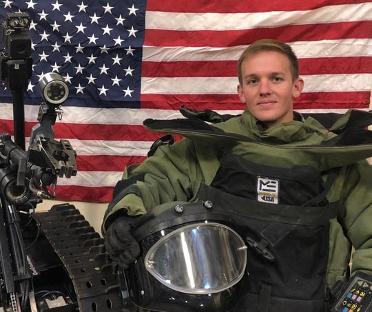 Lancaster native Joseph Peter Collette was killed last month while serving with the Army in Afghanistan.