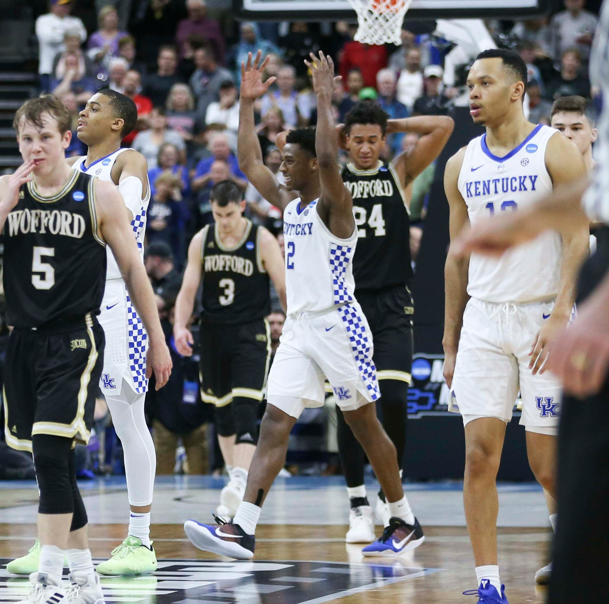 What we learned from Kentucky's NCAA tournament win over Wofford