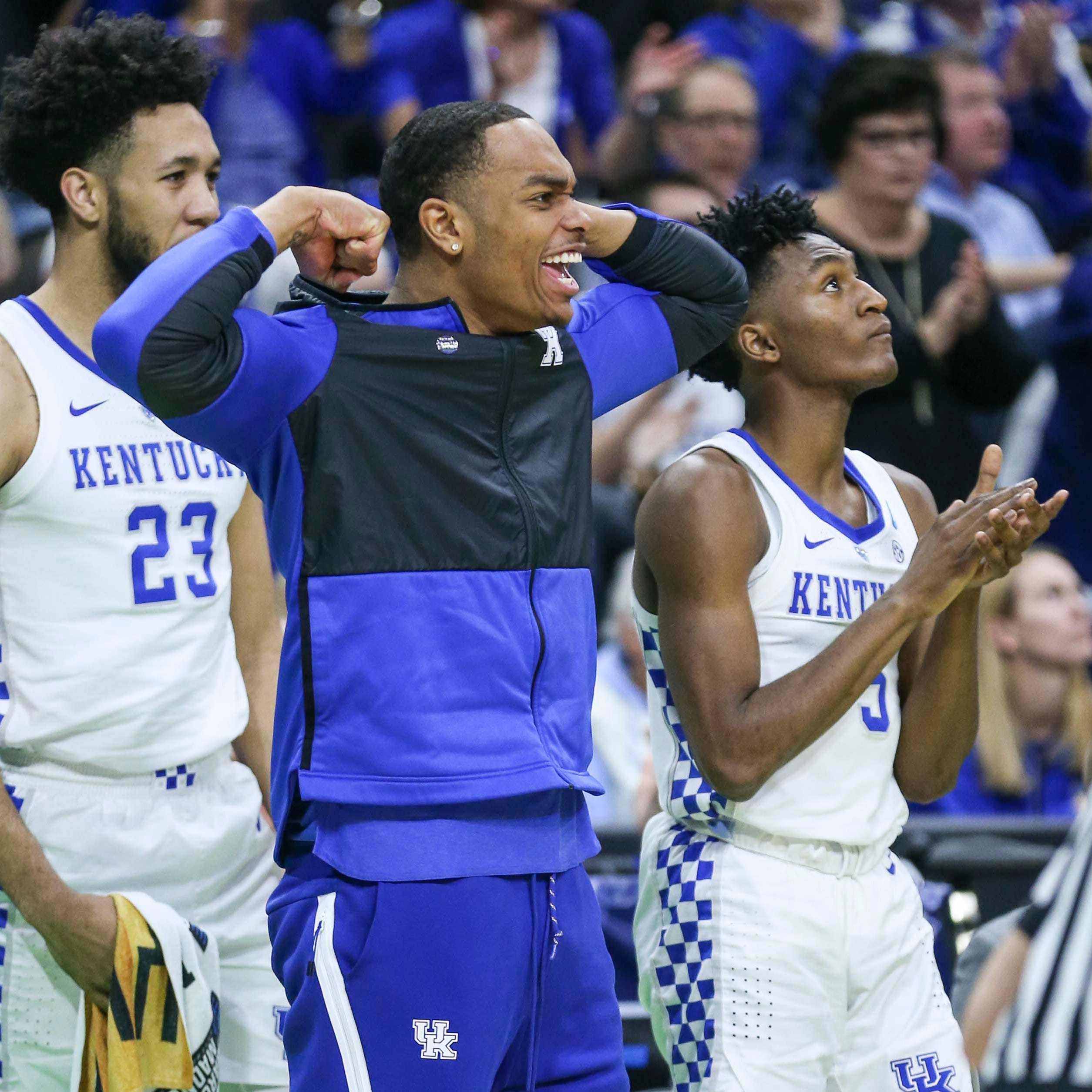 PJ Washington and four other Kentucky NCAA regional storylines to watch
