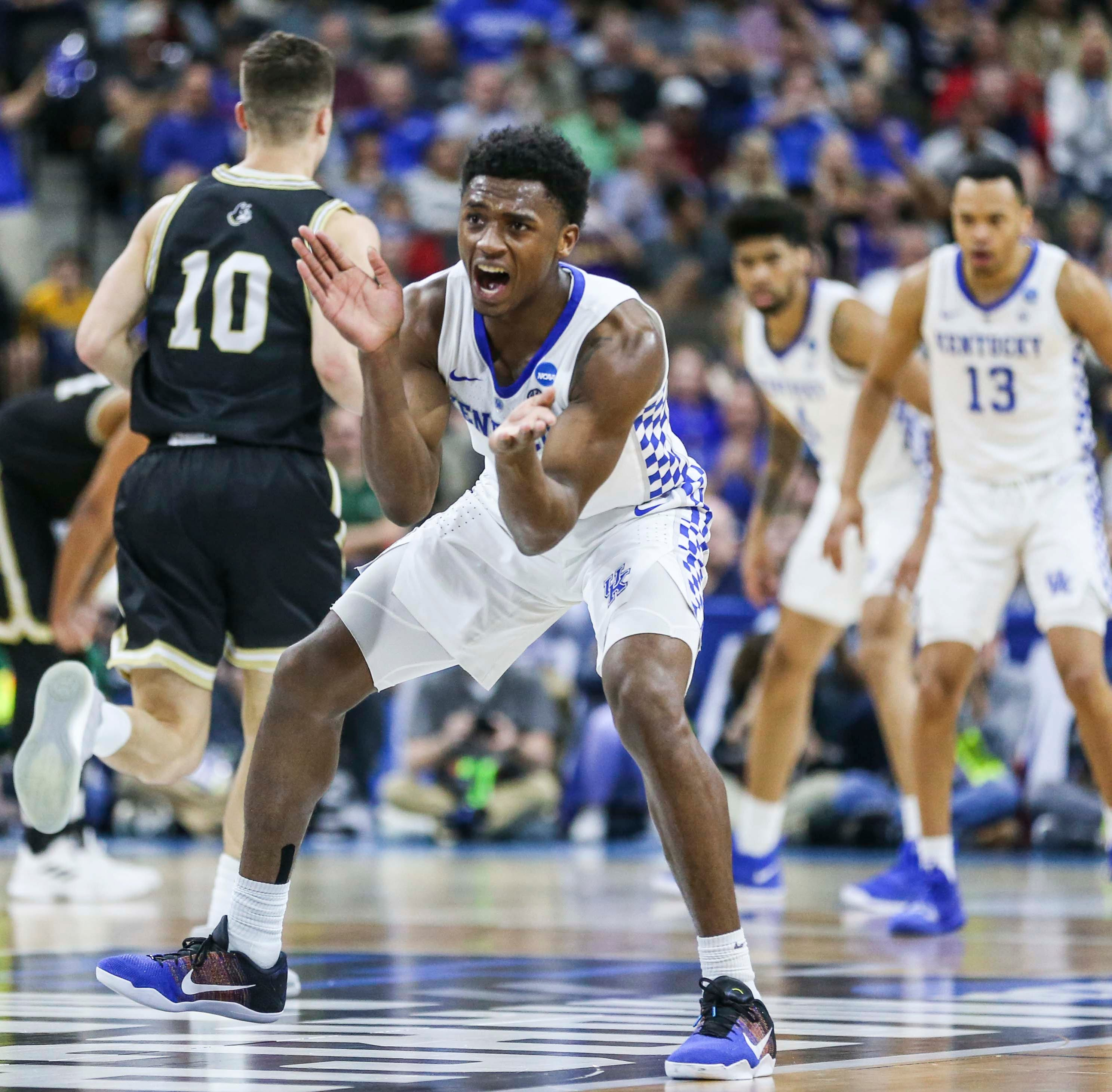 Where things stand with the 2019-20 Kentucky basketball roster
