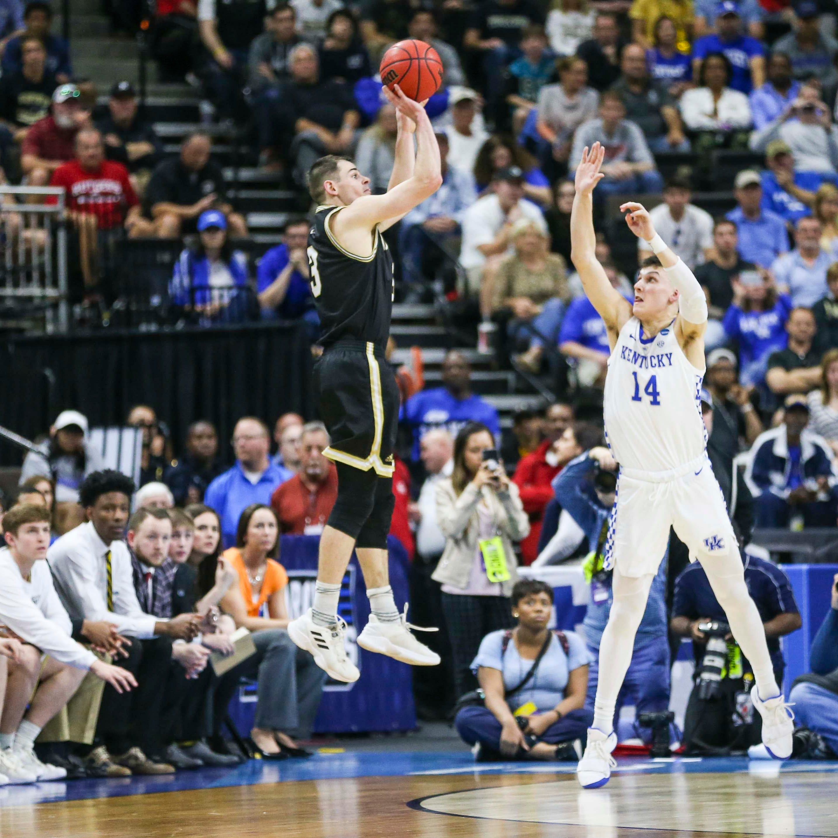 Playing for PJ Washington, Tyler Herro leads UK to win in unexpected way