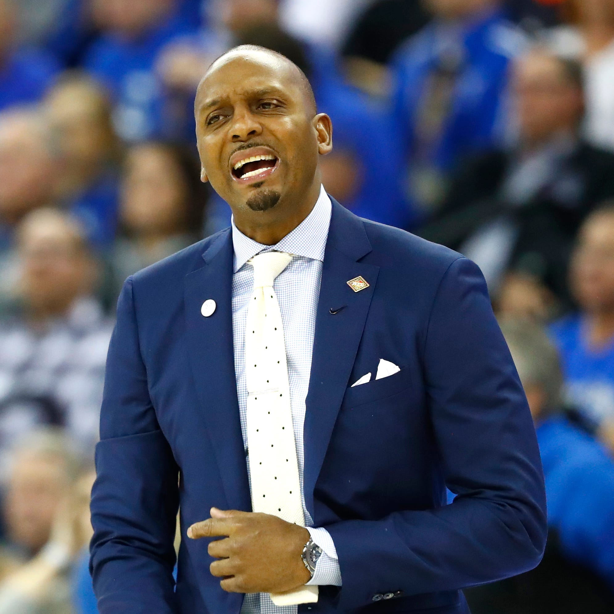 Penny Hardaway says he's talked to John Calipari about Memphis playing Kentucky, possibly in Nashville
