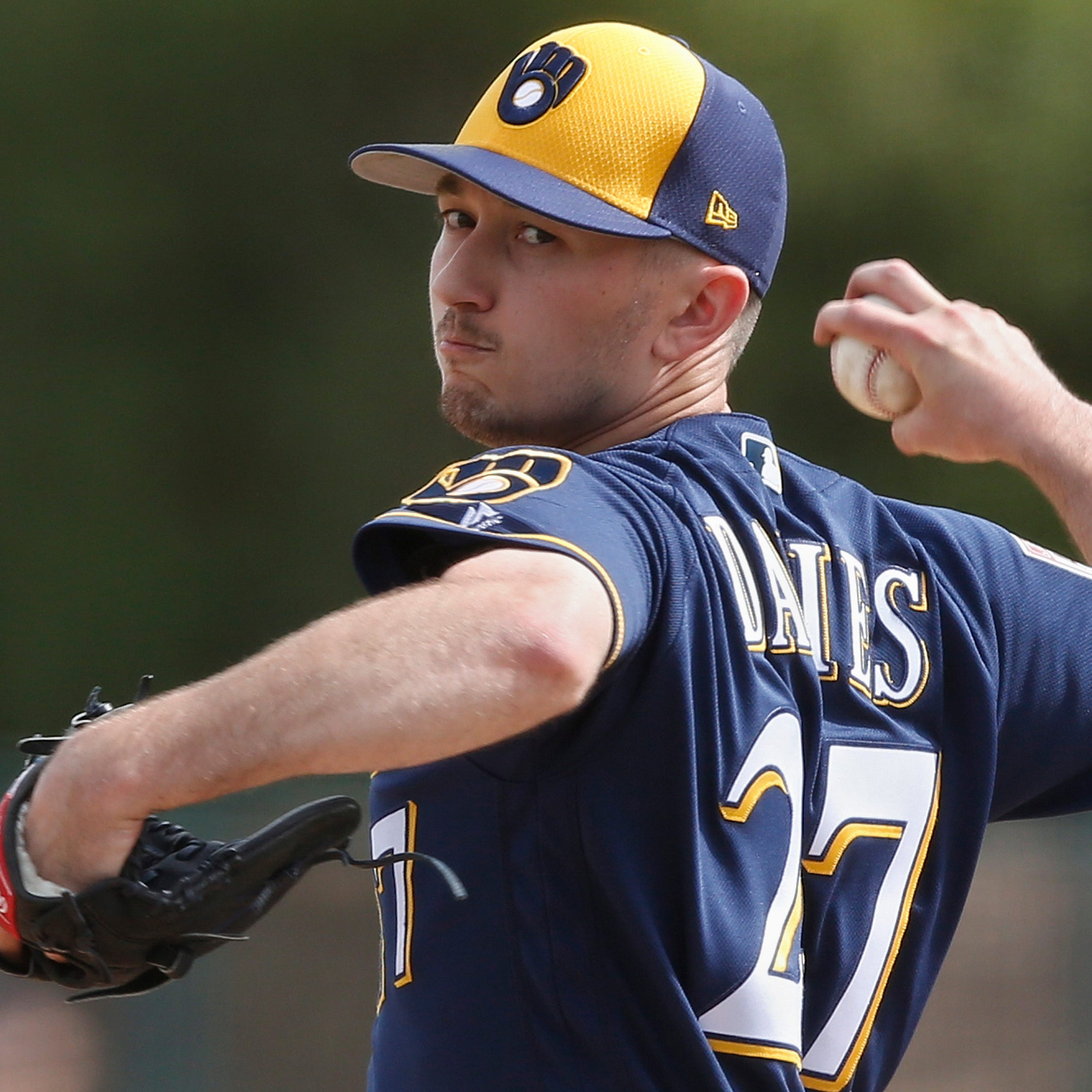 Camp report: Zach Davies keeps it vanilla in his final Cactus League start