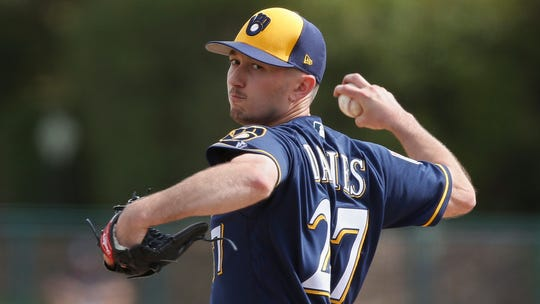 Zach Davies will be making his first regular-season start in Cincinnati on April 1.