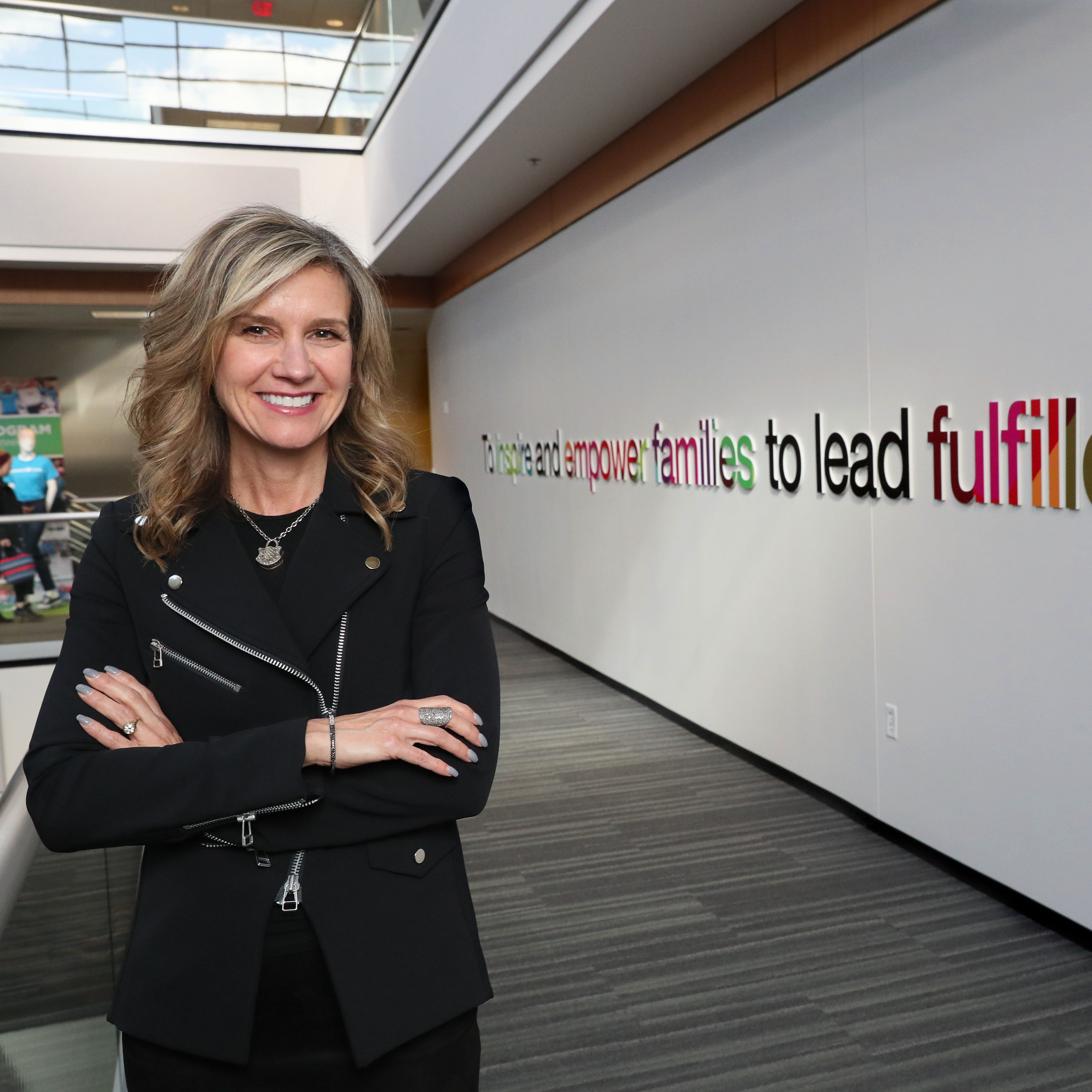 Kohl's CEO Michelle Gass got $12.3 million in total pay for 2018 as the retailer topped its profit goal