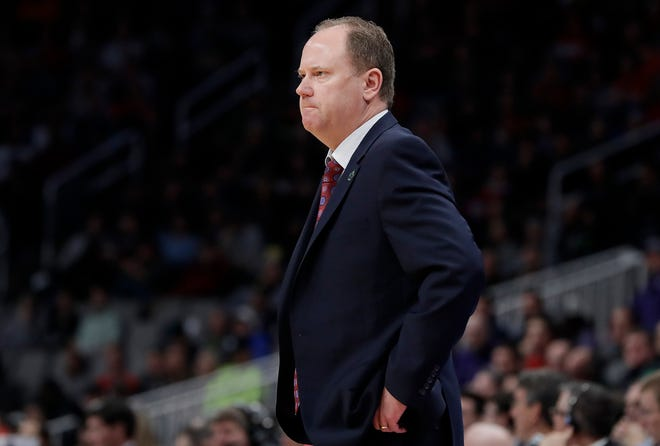 Wisconsin coach Greg Gard was frustrated by the NCAA's decision on Micah Potter but had the Badgers ready to play against UW-Green Bay later Thursday.