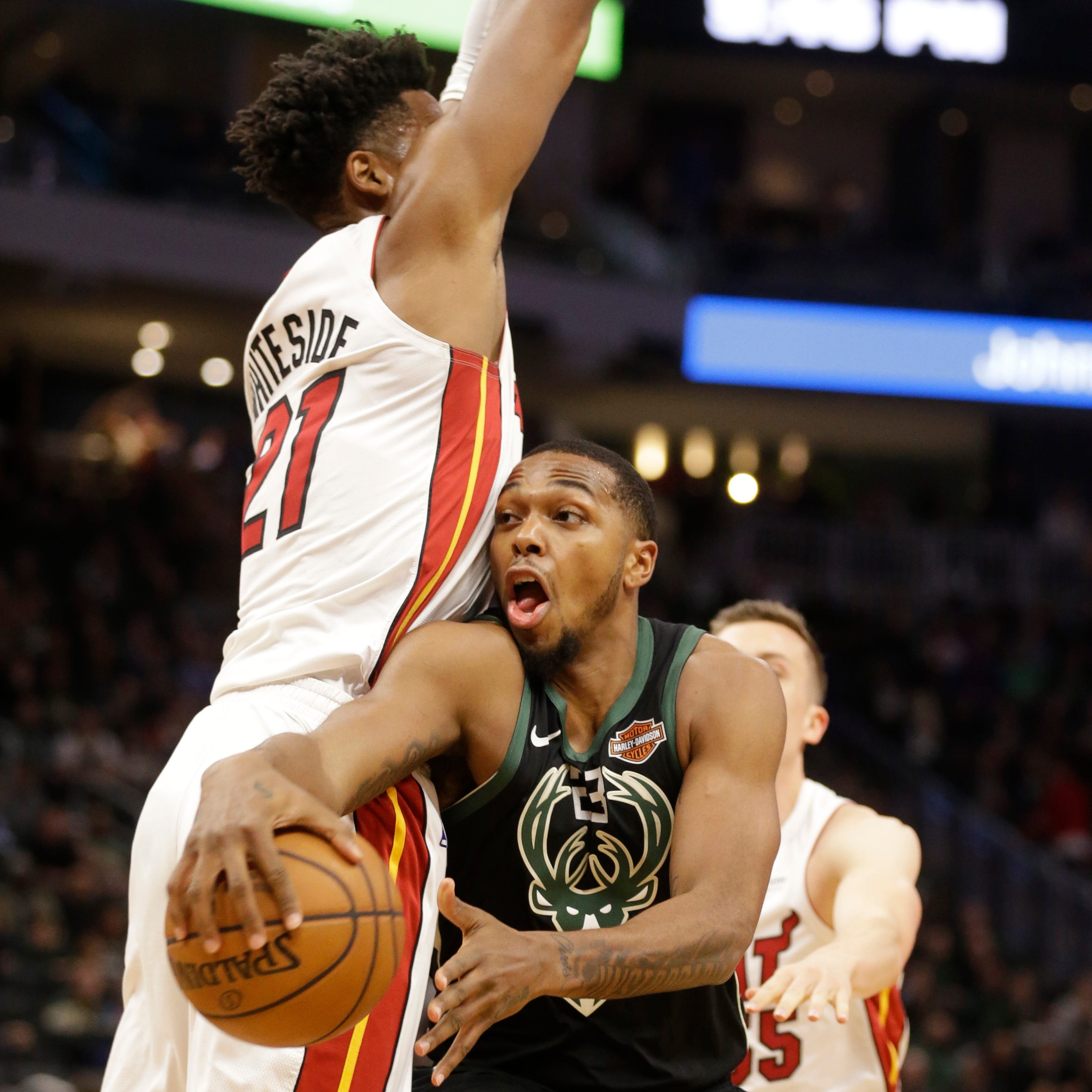 Sterling Brown hoping to hit the ground running after layoff due to right wrist injury