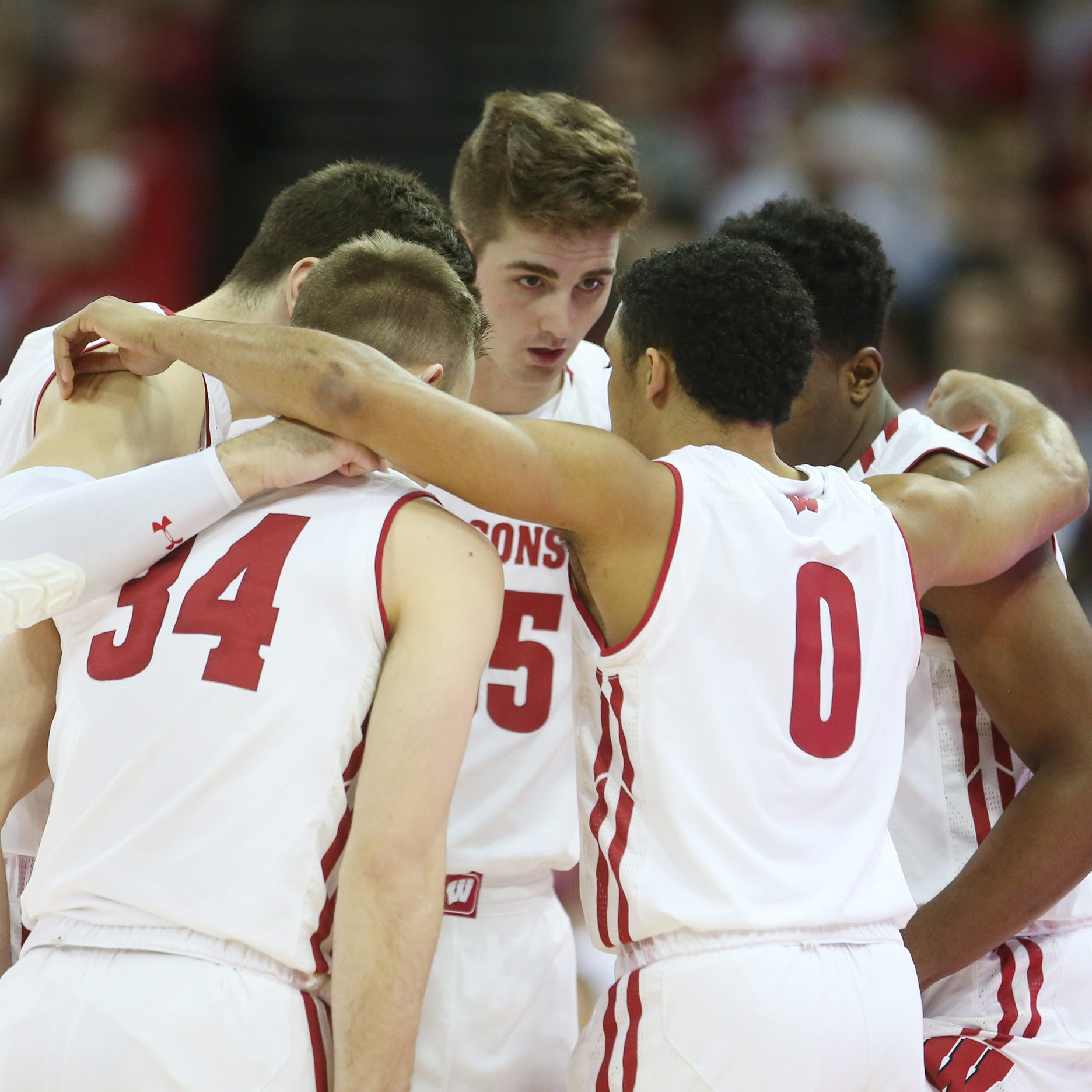 Wisconsin coach Greg Gard and his staff face myriad questions after early NCAA exit
