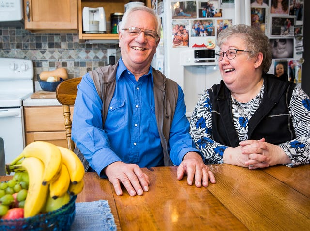 Couple Ready To Start New Chapter Together After Colon Cancer Scare