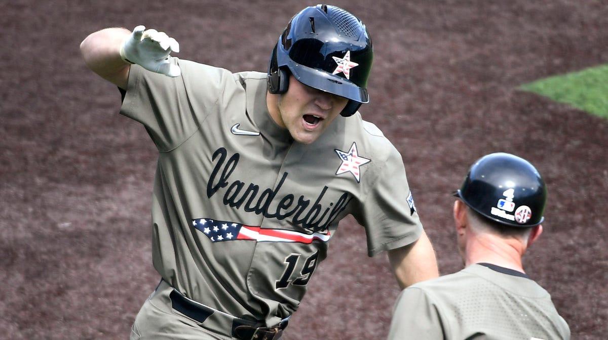 Vanderbilt vs Florida baseball