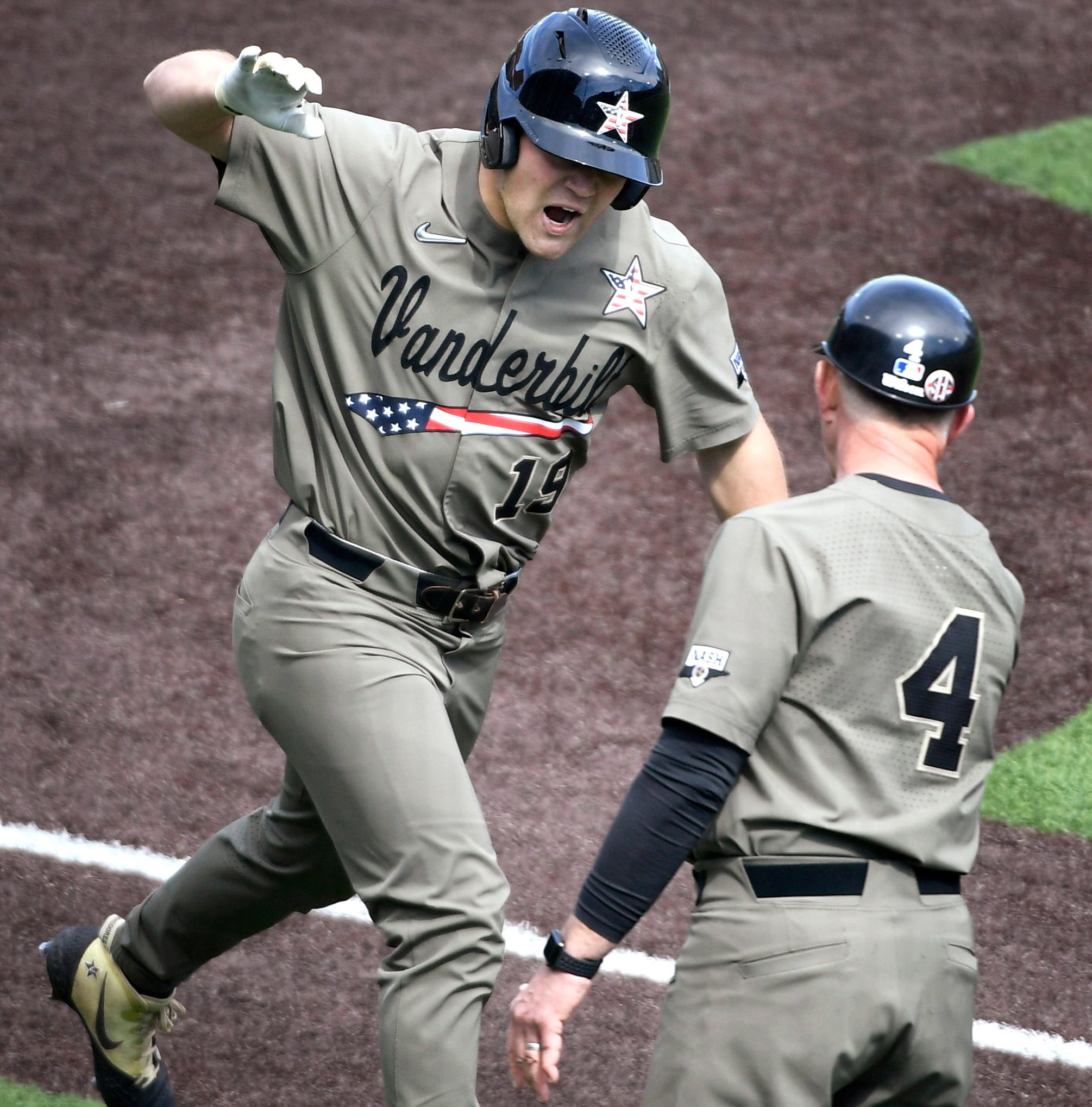 How Vanderbilt baseball swept Florida for first time in 12 years