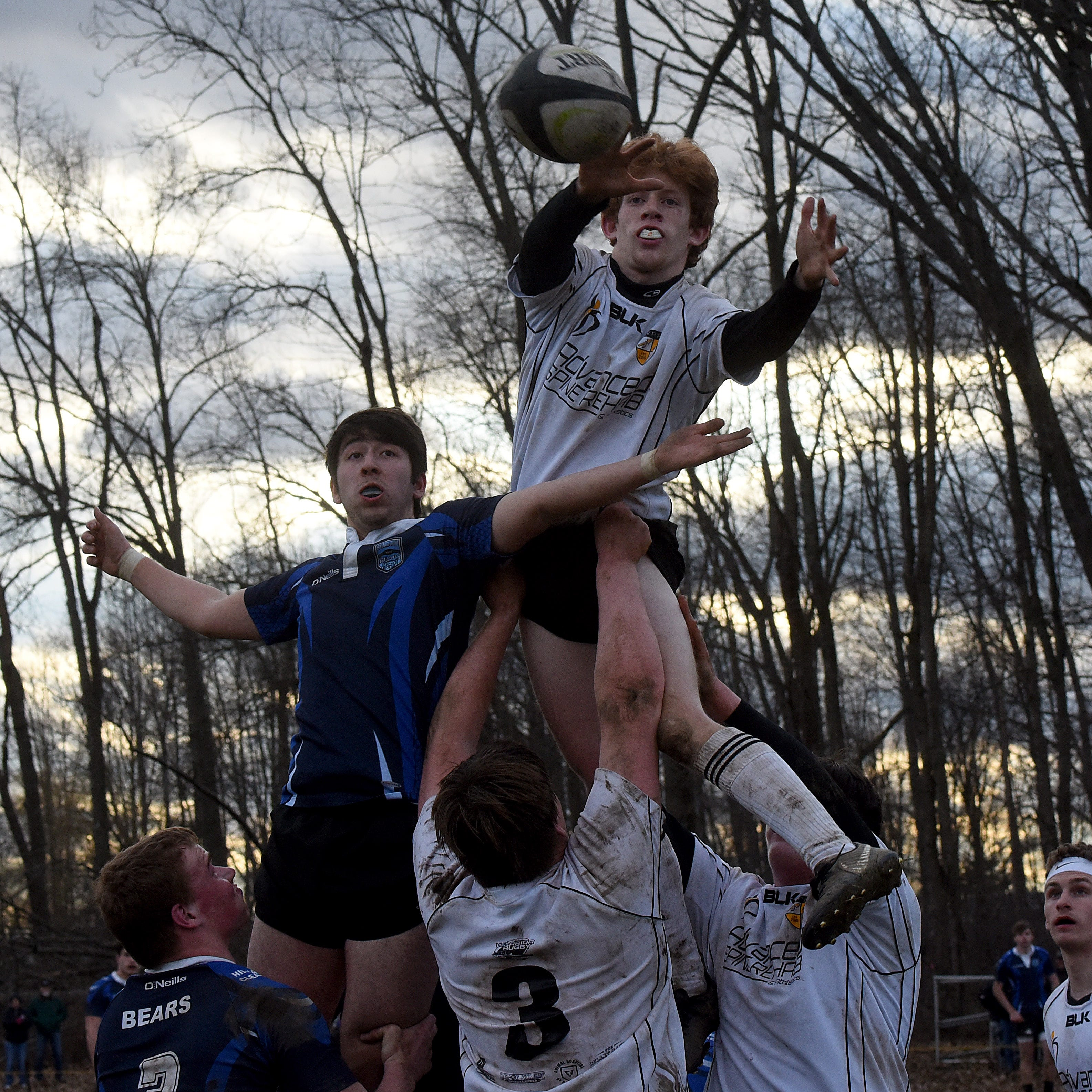 'Brotherhood' hallmark of thriving Warrior Rugby