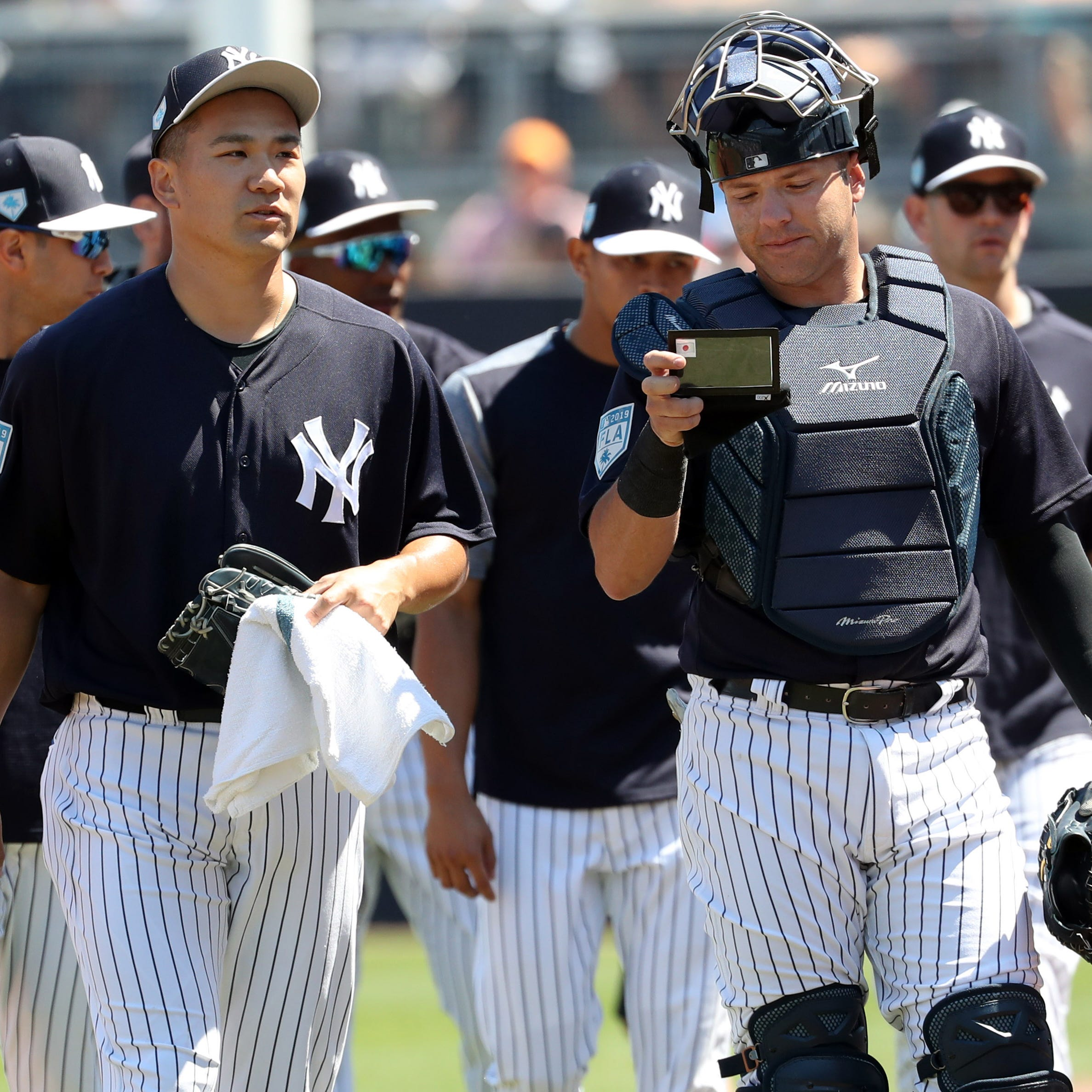 Aaron Boone's 'hungry' Yankees are ready for Opening Day