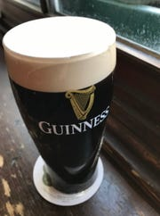 A cold Guinness is a must at P.J. Finnegan's in Westwood