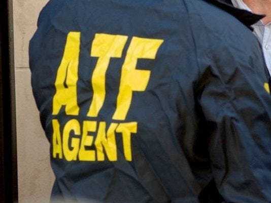 ATF agents across the country have been assigned to search for guns and gun parts that were supposed to have been destroyed at an ATF facility but were stolen by a guard there.