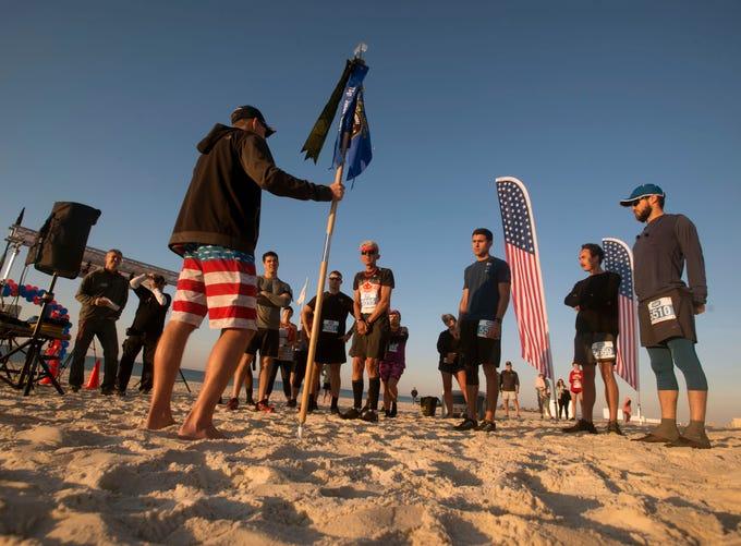 PHOTOS: Runners run for America's Warriors at Flora-Bama ...