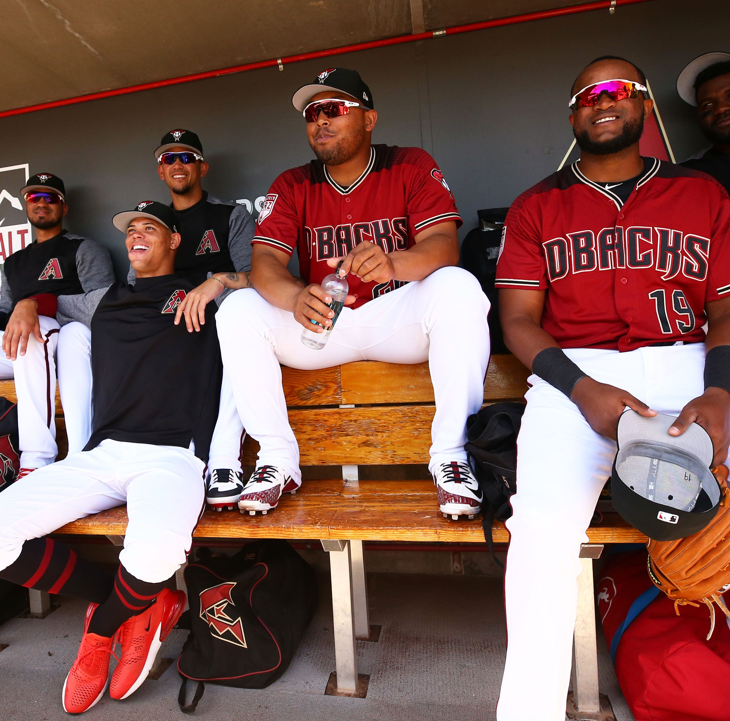 Meet the new guys: Diamondbacks stay loose with Adam Sandler quotes, pranks