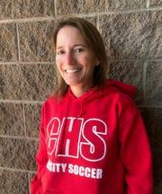 Scottsdale Chaparral girls soccer coach Robyn Carlson