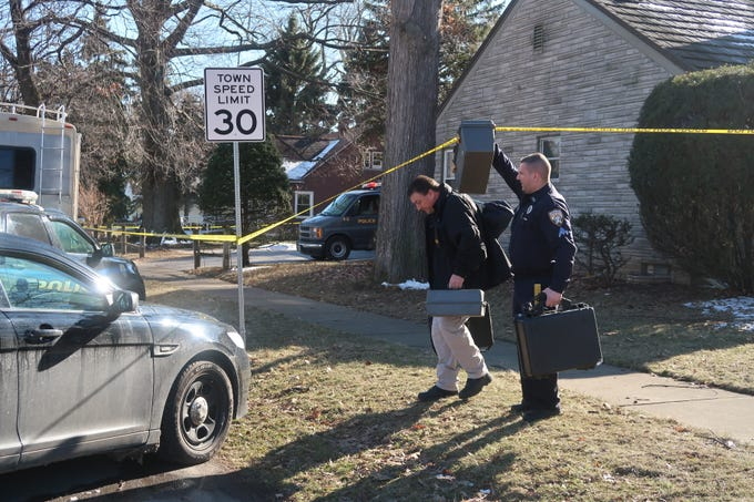 Irondequoit police investigate a suspicious death at a home on Lakeshore Boulevard.