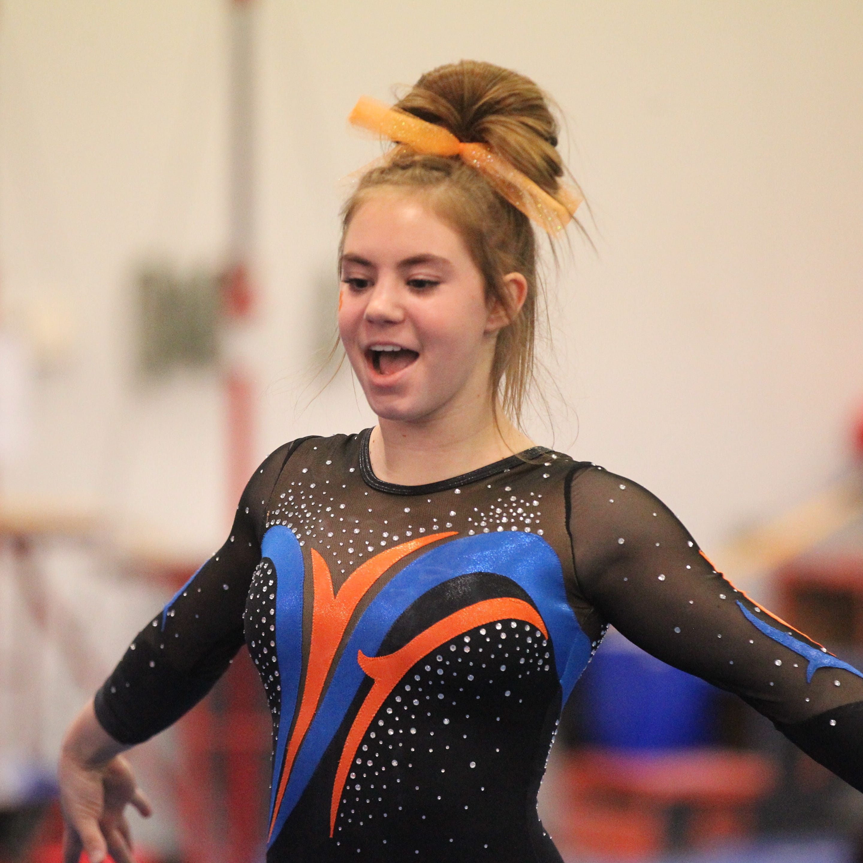 San Angelo Central girls win 18th straight regional gymnastics title