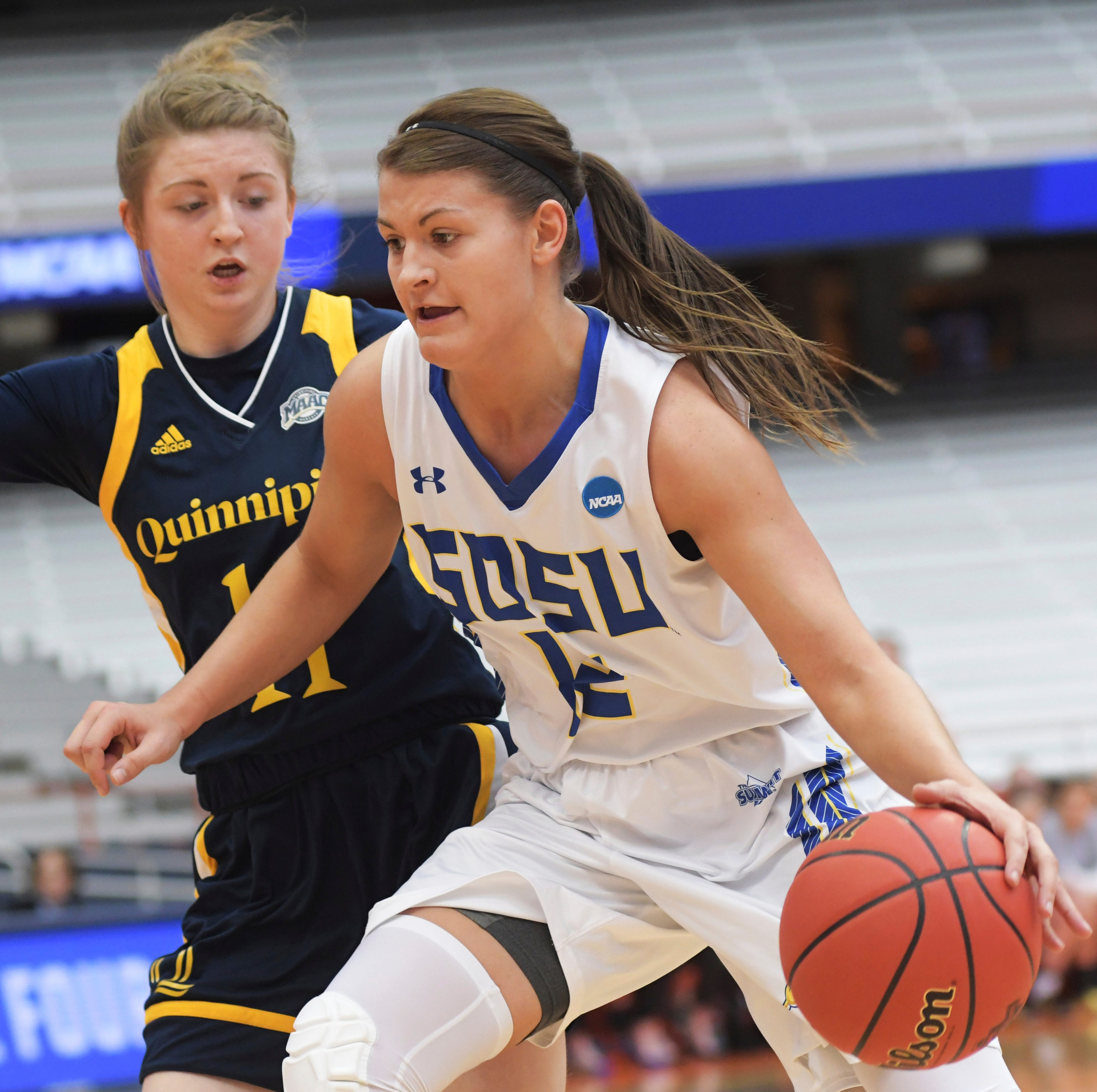 NCAA Women's Basketball Tournament: Live updates, how to watch South Dakota State vs. Syracuse