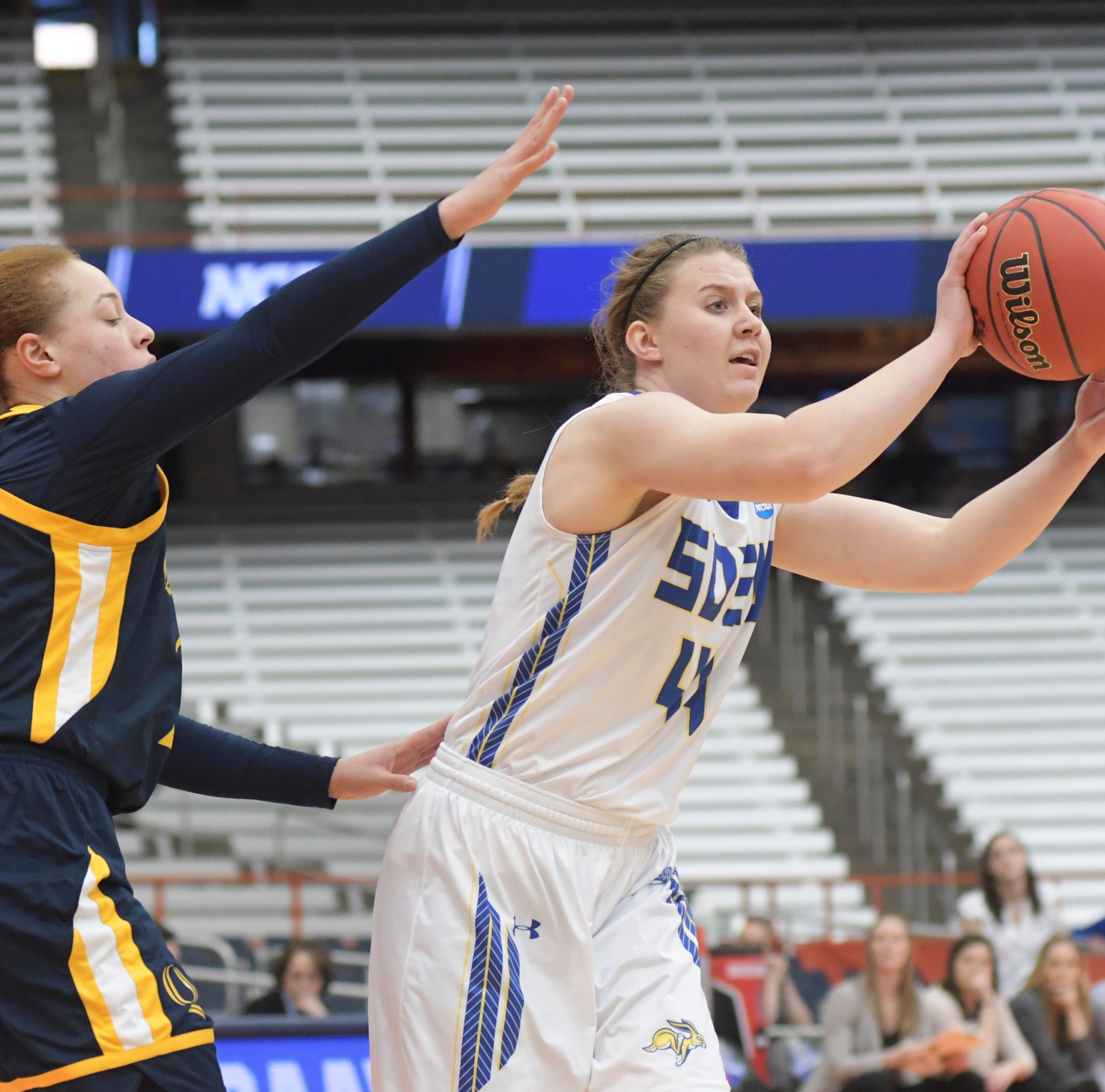 NCAA tournament: South Dakota State ready to challenge Syracuse