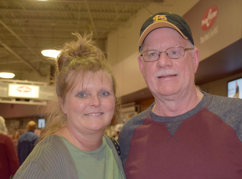 Sheryl and Gary Blankenship