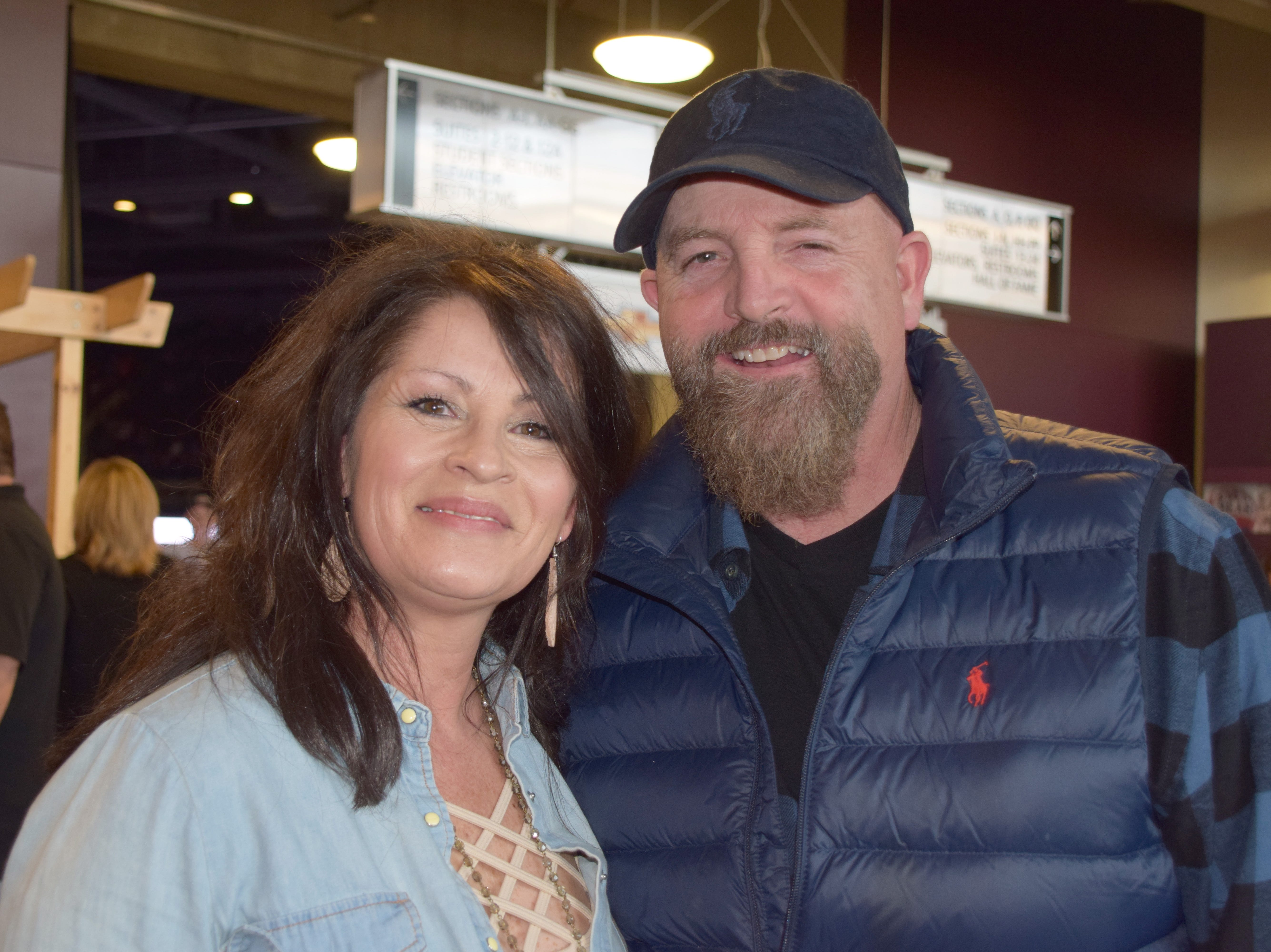 Shelly and Keith Waugh