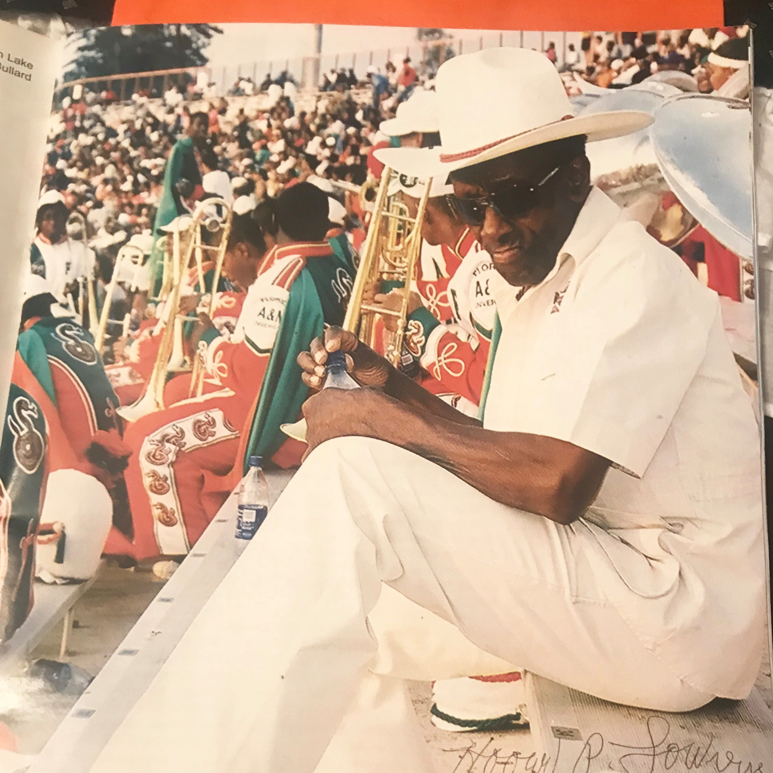 Hoover 'SoulTrain' Lawrence remembered for decades of service and passion for FAMU